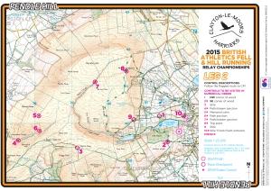 Clayton-Harriers-UKA-British-Fell-Hill-Relay-A4-Web-Map-Leg-2-FINAL