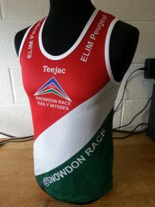 Snowdon GB team vest