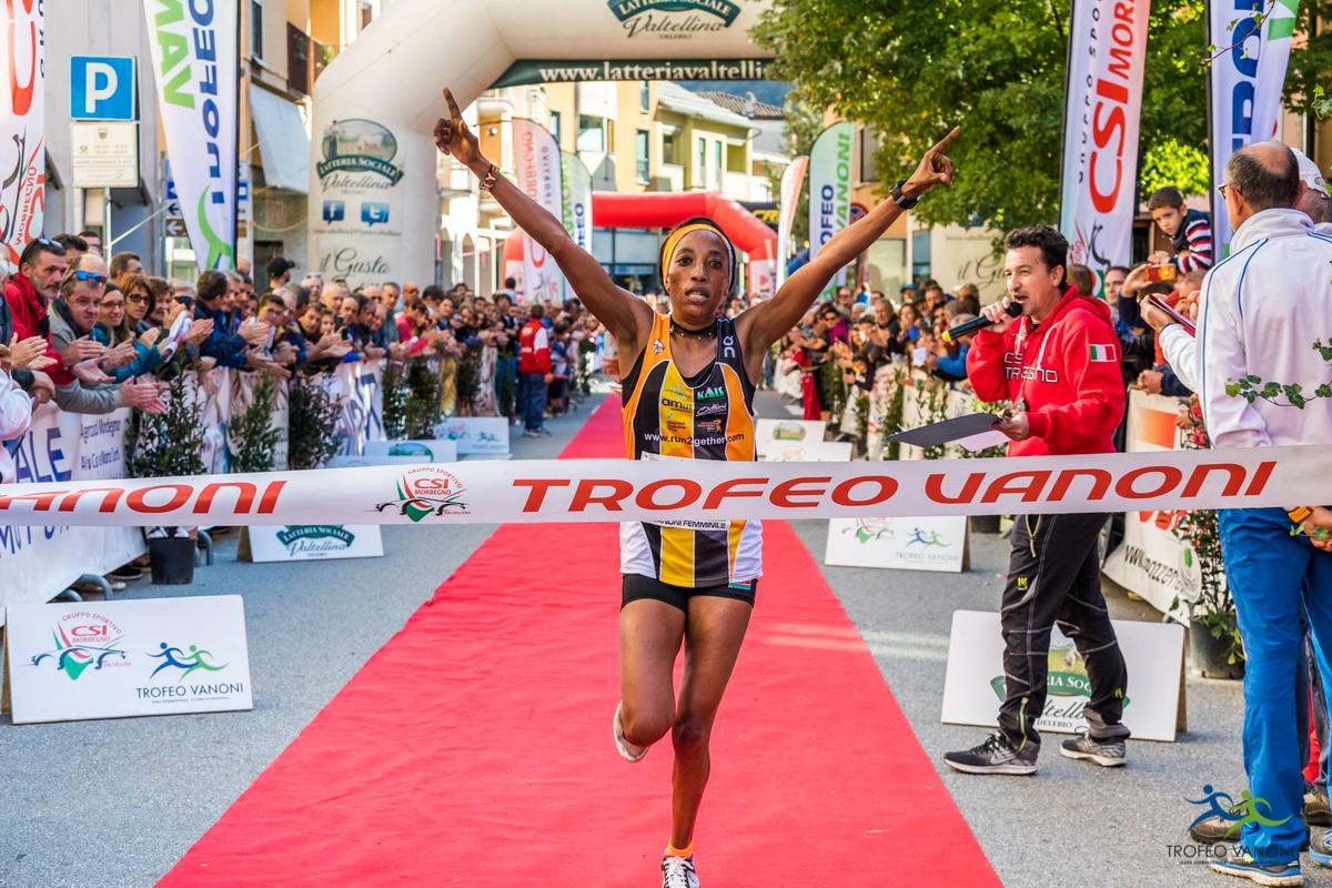 Lucy Murigi Winner 2019 - Roberto Ganassa