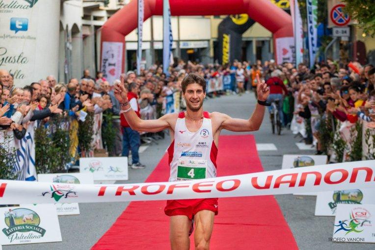 Winners Atheletica Brambana - Giacomo Meneghello