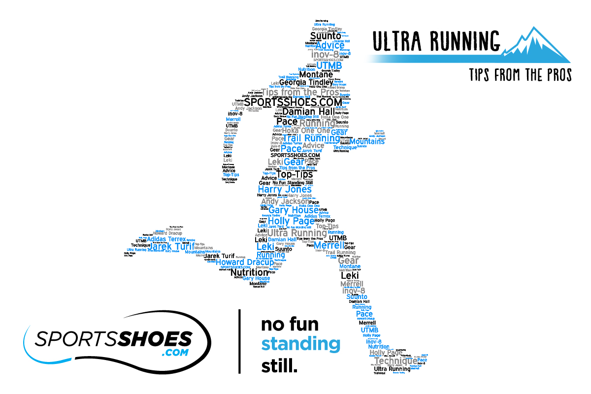 Ultra Running graphic